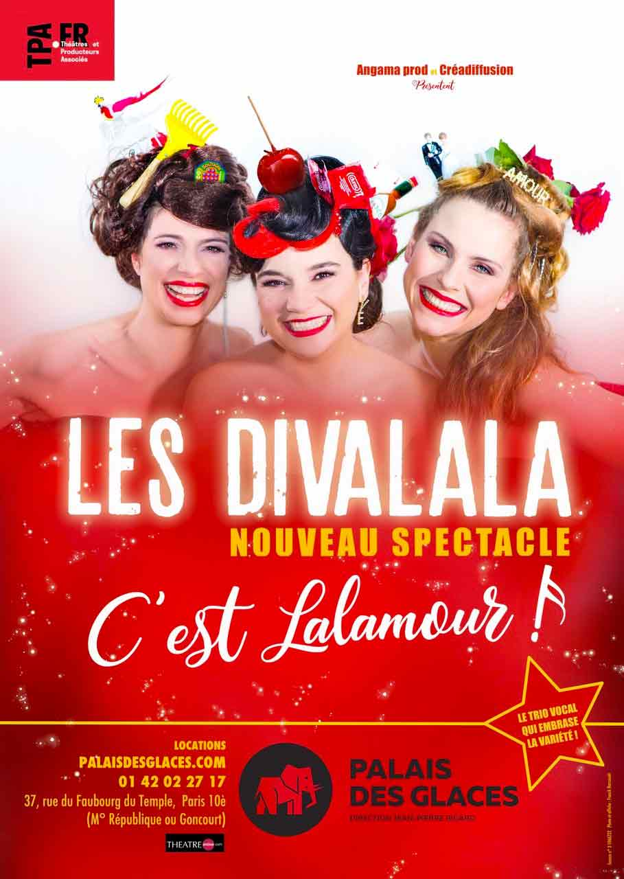 Divalala-palais-des-glaces C'est Lalamour !